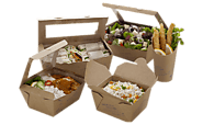 Food Boxes | Eco-Friendly Food Packaging Supplies