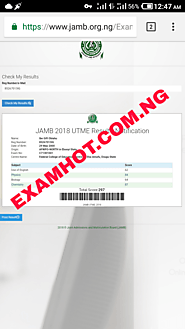 2020 JAMB CBT EXPO RUNZ QUESTIONS AND ANSWERS- SCORE 280+ | 2019 GCE EXPO | WAEC | JAMB | NECO | NABTEB | POST UTME RUNS