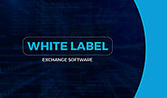 White label exchange software to facilitate secure trading