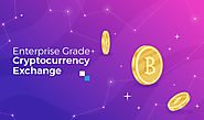 Industry-leading Enterprise Grade Cryptocurrency Exchange
