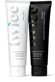 The Duo from Twice | Best Whitening Toothpaste