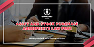Asset and Stock Purchase Agreement Attorney in Jacksonville, Orange Park and Daytona Beach