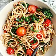 Easy Pasta Recipes: Top 5 Pasta Recipes with Bertolli Olive Oil -