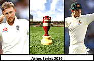 Ashes Test Series 2019 - Australia vs England Test Series | ENG vs AUS