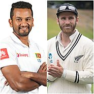 New Zealand Tour of Sri Lanka | SL vs NZ Test Series 2019 from 14th AUG