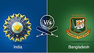 India vs Bangladesh T20 matches to Begin from 03rd November