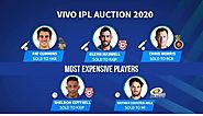 IPL 2020 Auction: Pat Cummins, Pant Among Highest Paid Players alongside Kohli, Dhoni, & Rohit