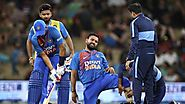India vs New Zealand ODIs to begin from today- Rohit Sharma ruled out due to Calf Injury