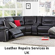 Leather Repairs Services Available in Horsham UK