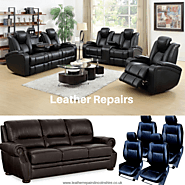 Leather Repairs Services in Peterborough UK