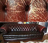 Leather Furniture Repairs Liverpool - Local Leather Experts