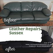 Leather Sofa Repairs Company Worldwide Services