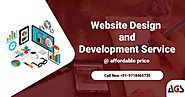 Web Designing and Development Service