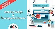 Web Design And Development Service at affordable price