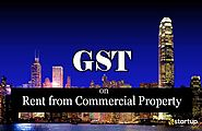 How much GST on Rental Income from Commercial Property?