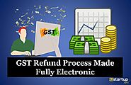 1. What is all about Electronic Refund Processing & Single Disbursement?