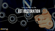 Revocation of Cancellation of GST Registration