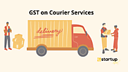 GST on Courier Services