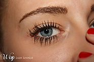 Volume Lashes for Darker & Longer Eyelashes
