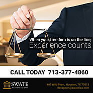 SWATE, ATTORNEY AT LAW EXPLAINS DWI IN TEXAS