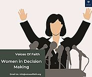 Women in Decision Making In Catholic Church Australia Join US