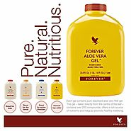 Forever Aloe Vera Gel - Aloe Good Health