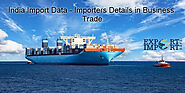 Import Data India Online