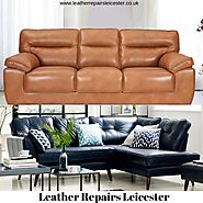 Leather Repairs Leicester