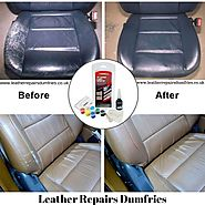 Leather Repairs Dumfries