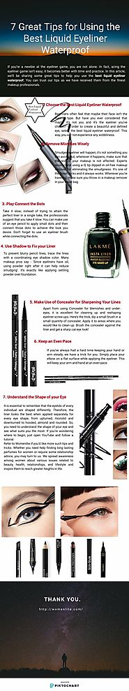 best liquid eyeliner waterproof