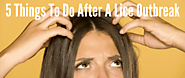 5 Things To Do After a Lice Outbreak