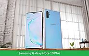 Samsung Galaxy Note 10 launched, These Are The Features | TechyMob | gadgets