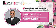Interact with Maarten Klijnstra, General Manager of Siginon Aviation at FLA2019