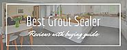 The Best Grout Sealer on the shower floor