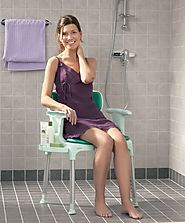 buying shower chairs for you ....