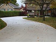 Top Advantages of the Concrete Driveways
