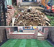 High Quality Service of Builders in East Grinstead