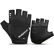 INBIKE Half Finger Work Out Gloves with 3mm XRD Pad – Geareach