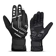 INBIKE Winter Warm Gloves - Cold Weather Cycling Gloves Full Finger – Geareach