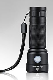 INBIKE Flashlight - Mini 1000 Lumen USB Rechargeable Torch Light – Geareach