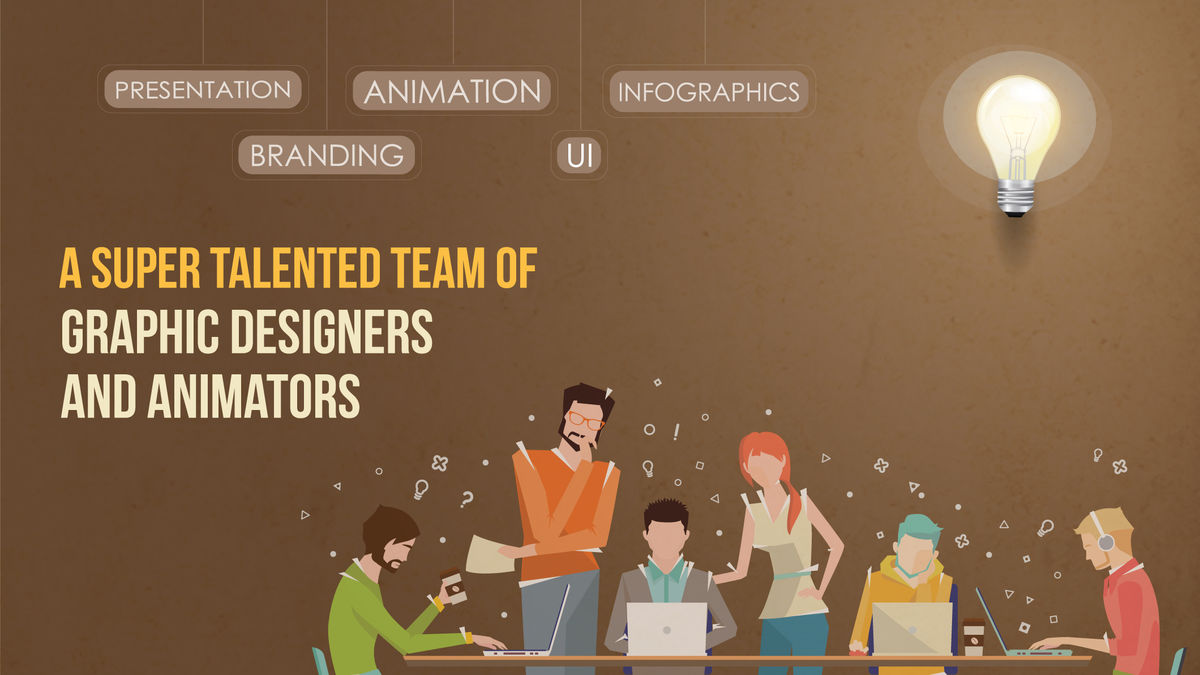 Headline for Creative Design and Animation Company in India - PitchWorx