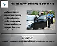 Private Event Parking In Sugar Hill