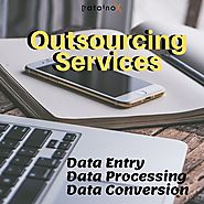 Data Entry Services And Catalog Processing Services