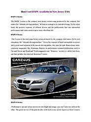 Used BMW for sale in NJ