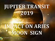 JUPITER TRANSIT 2019 IMPACT ON ARIES MOON SIGN
