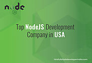 Top NodeJS Development Company in USA - NodeJS Experts