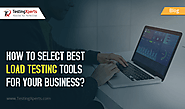 Best load testing tools for your business