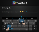 TouchPal X Keyboard - Android-Apps auf Google Play