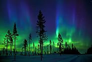 5 Best places to view the Northern Lights | PickYourTrail