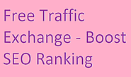 Finding Free Website Traffic just got easier.